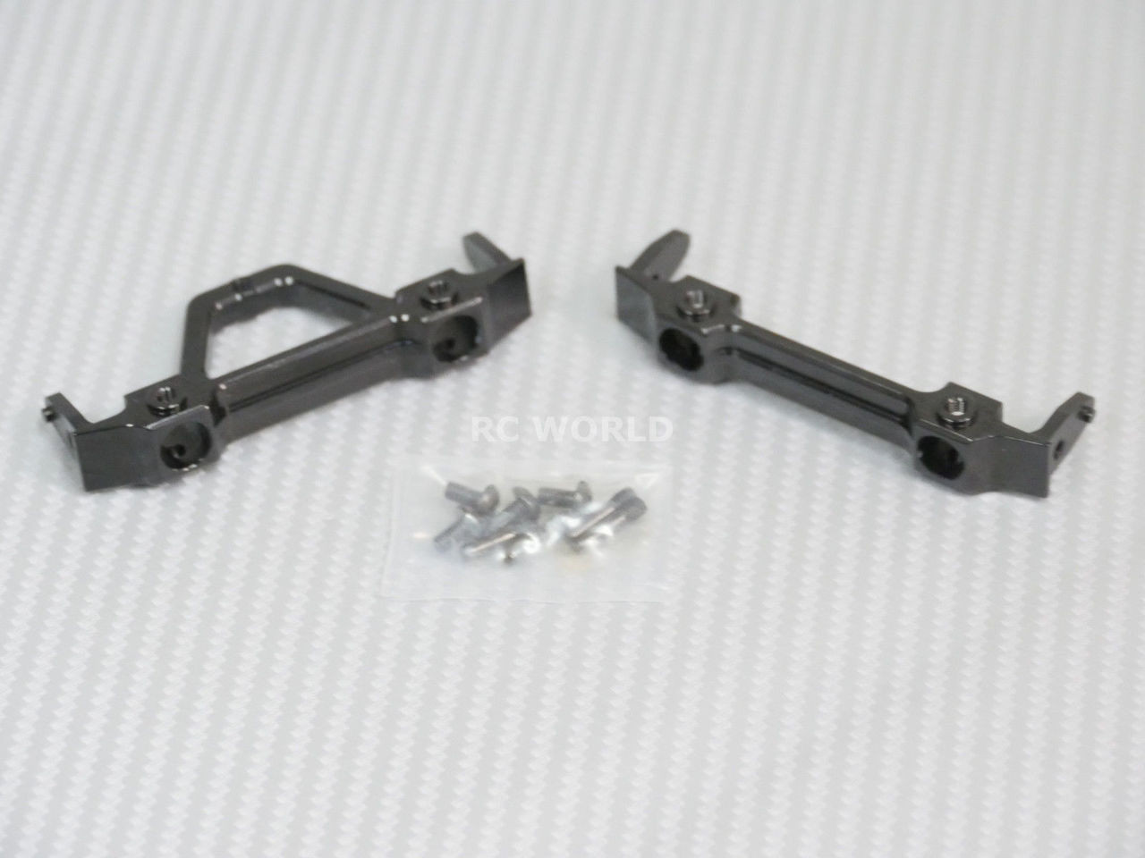 2Set RC Car Metal Shackle Mounting Bracket Crawler Accessories for SCX10 L/&6