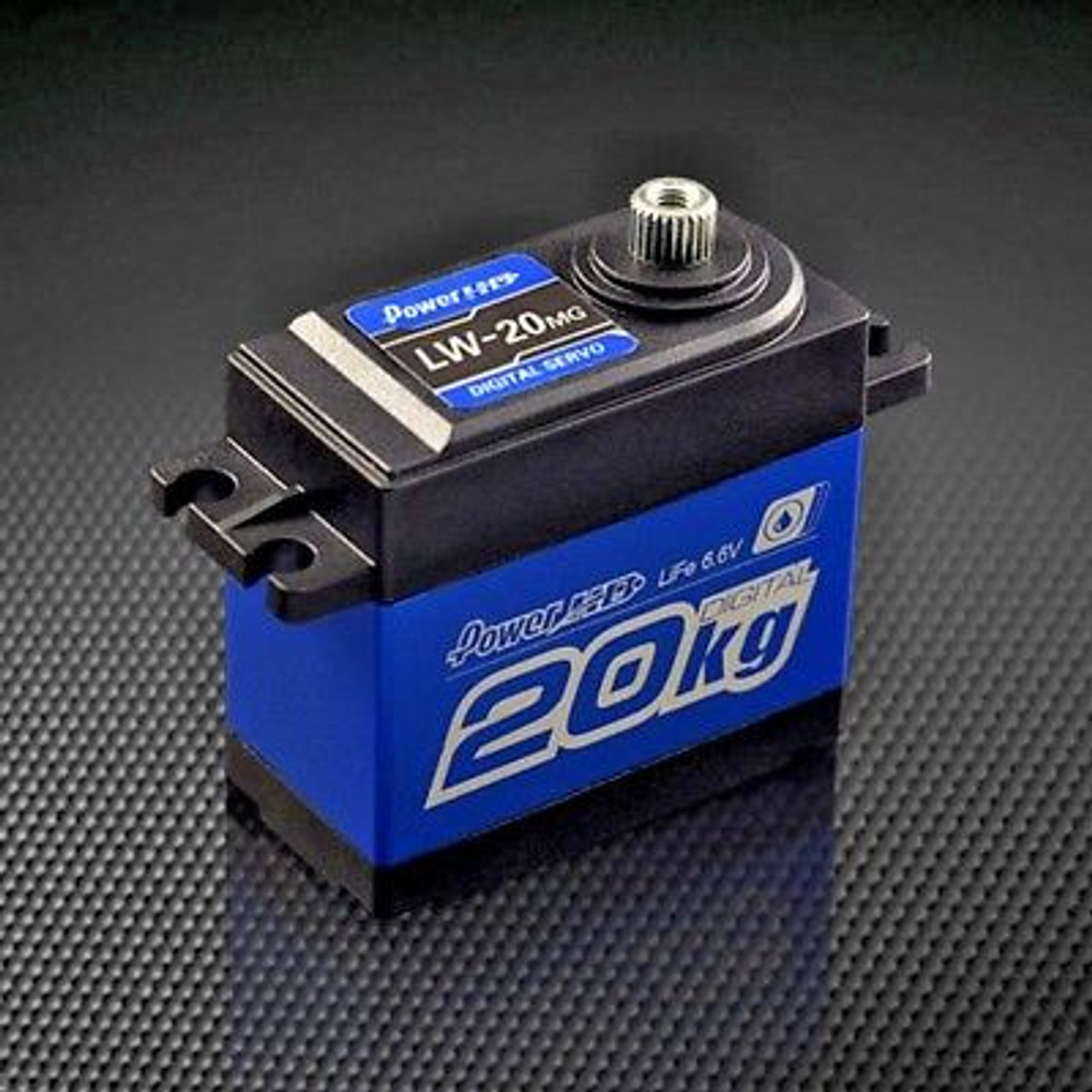 2075 SERVO WATERPROOF METAL Gear DIGITAL SERVO 20KG Slash 4X4 Rustler