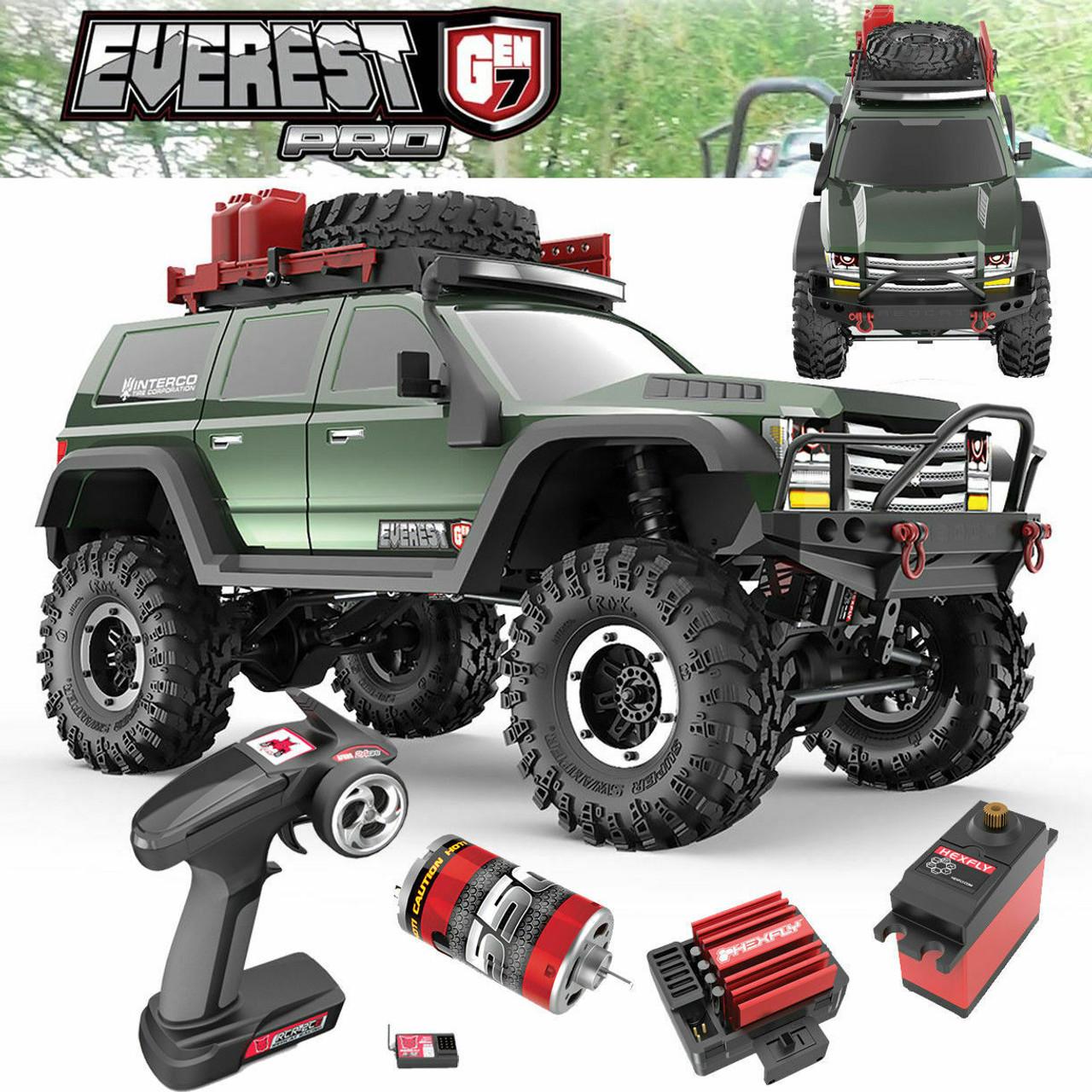 Redcat Racing Everest GEN 7 Pro1//10 Scale Crawler Motor 550