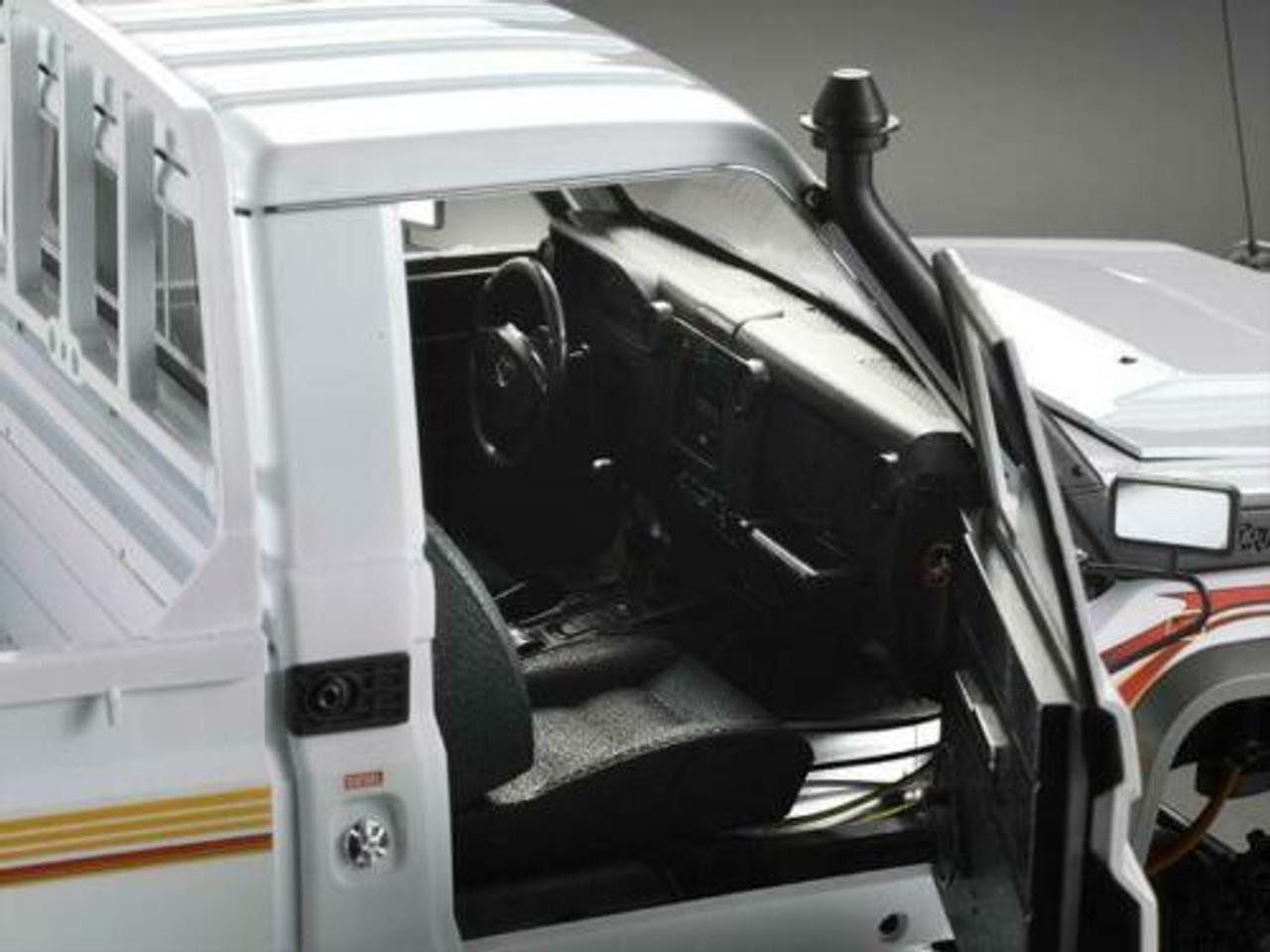 Scale RHD Interior set for Loops Model Toyota Land Cruiser LJ70 1//10 Offroad