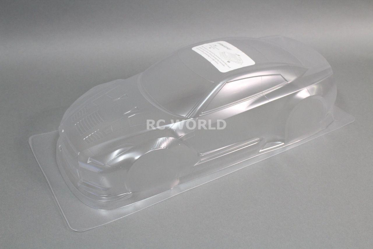 1 10 Rc Car Drift Body Shell Nissan Gt R Nismo W Wide Kit