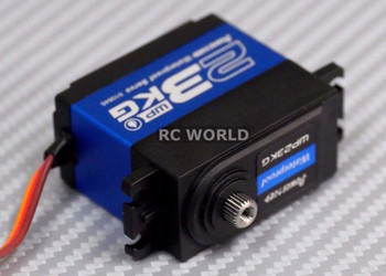 WATERPROOF HighTorque METAL Gear CORELESS SERVO 23KG For RC Trucks