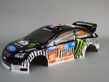 1/10 Ford Focus Ken Block Monster Energy DC's Gymkhana