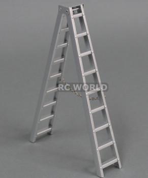 """RC Scale Accessories ALUMINUM LADDER 6"""""""