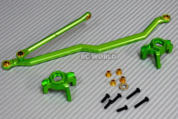 Axial Wraith All Metal Steering Links & Knuckles.