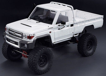 Killer Body LC70 Land Cruiser RC Hard Body for 1/10 Crawlers.