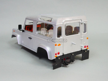 Scale RC D90 Hard Body Shell.