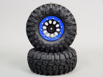 Traxxas TRX-4 Beadlock Wheels