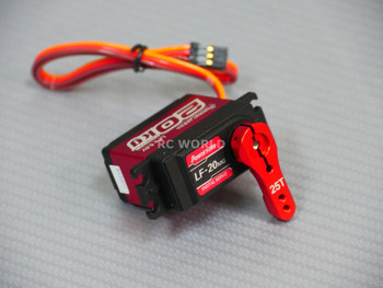 Metal HighTorque METAL Gear DIGITAL SERVO 20KG For RC Trucks