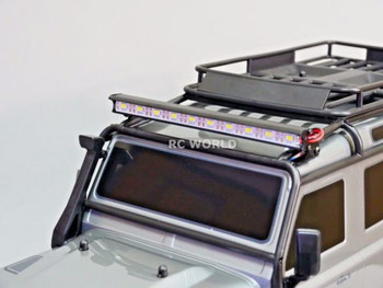 For Traxxas TRX-4 LED LIGHT BAR Extremely BRIGHT Metal RC Scale Accessories