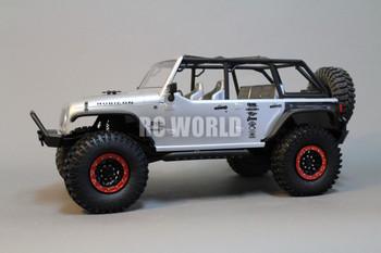 Axial Jeep Wheels upgrade