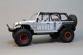 Axial Jeep Wheels upgrade