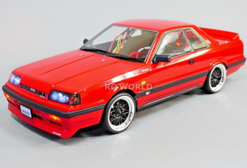 Custom RC 1/10 Drift NISSAN  SKYLINE R31 AWD Belt CAR RTR W/ LED LIGHTS