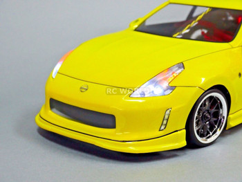 Custom  RC 1/10 Drift NISSAN 370Z W/ LED Lights AWD Belt CAR RTR
