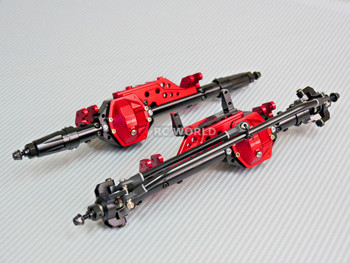 Axial Wraith Upgraded Axles Front And Rear.