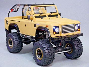 RC Truck Body Shell 1/10 MARAUDER -Finished -