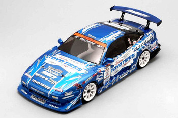 Yokomo 1/10 RC Car BODY Shell Nissan 180SX