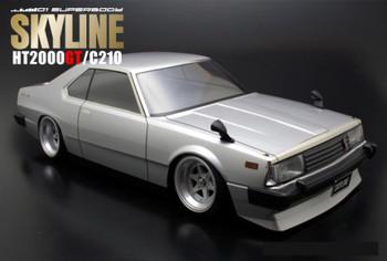 1/10 Nisan Skyline HT 2000 GT RC Drift Body Shell #66129