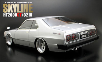 rc drift car body