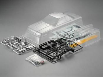1/10 RC Car BODY Shell NISSAN SKYLINE HT 2000 190 mm *CLEAR* Unassembled