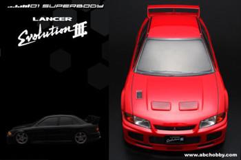 1/10 RC Car BODY  Mitsubishi EVO Lancer EVO #66092