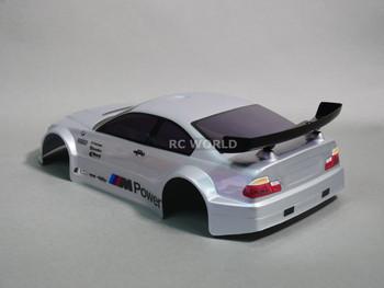 1/10 RC BMW E46 M3 RC Car BODY Shell 200 mm