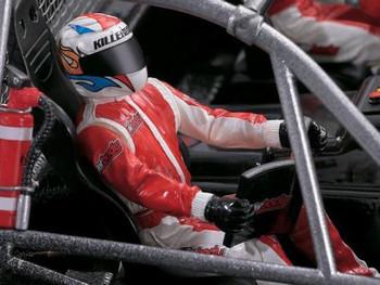 1/10 RC COCKPIT DRIVER The  STIG