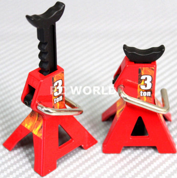RC 1/10 Scale Accessories Metal Jack Stands 3T