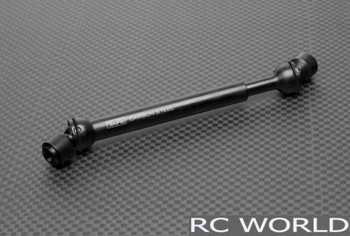 107MM-142MM METAL DRIVE SHAFT ROCK CRAWLER - Hardened CARBON STEEL DRIVE SHAFT
