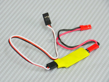 1/10 RC Electronic Switch 3 Way For Winch Control From Radio