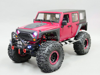 rc custom built jeeps