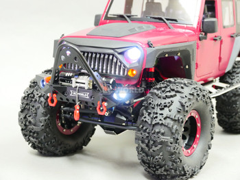 build to order custom rc jeeps