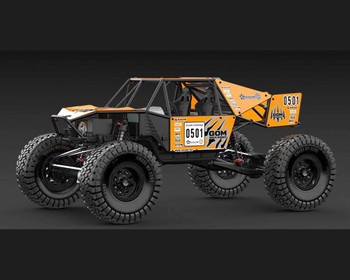 GMADE RC 1/10 Rock Buggy GOM GR01 Rock Crawler *RTR* #GM56010