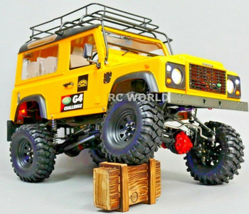 RC Defender 90 Hard Body Rolling Chassis.