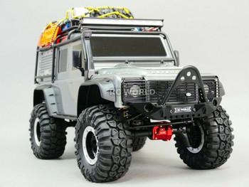 Traxxas TRX-4 FRONT METAL  BULL NOSE Bumper