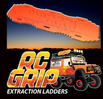 RC Scale RECOVERY RAMPS Extraction LADDER Orange
