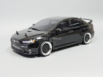 1/10 Drift MITSUBISHI EVO X Lancer AWD Belt CAR