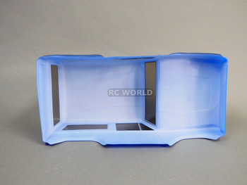Rc Truck BODY SHELL 1/10 FORD BRONCO 252mm For Tamiya CC01 -BLUE