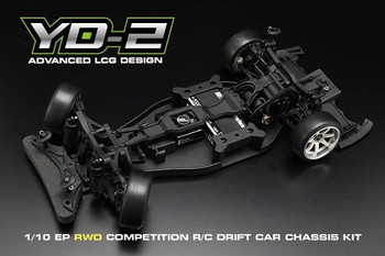 Yokomo 1/10 RC RWD DRIFT CHASSIS YD-2 World Champion Rear Wheel Drift -KIT-