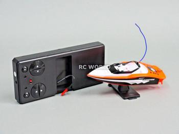 rc micro boat