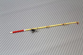 1/10 Scale Wood Fishing Pole