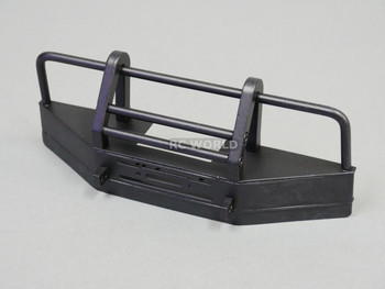 RC D90 Truck FRONT BULL BAR METAL BUMPER For RC4WD Land Rover Defender 90 THICK