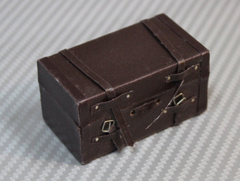 RC Scale Leather type Luggage Storage