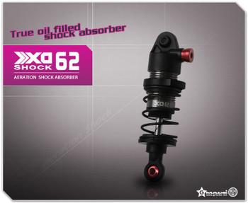 Gmade 1/10 TRUCK Shocks SUSPENSION AERATION Aluminum 62MM #gm21807