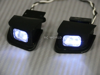 1/10 RC pop up headlights
