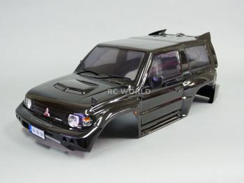 RC Truck Body Shell 1/10 MITSUBISHI PAJERO EVO