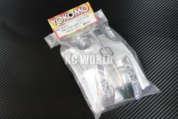 Yokomo 1/10 RC Car LIGHT BUCKETS For YUKES CUSCO LANCER Mitsubishi EVO SD-EVXLA