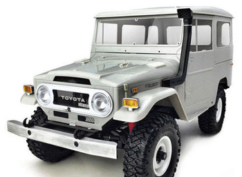 RC Scale Accessories SAFARI SNORKEL For TOYOTA LAND CRUISER FJ40