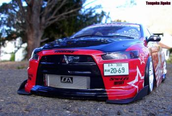 Yokomo 1/10 RC Car FRONT INTERCOOLER OIL COOLER Set For Body Shell SD-ACR