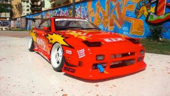 rc Nissan 180